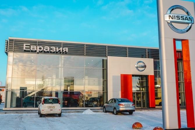 Сайт компании евразия моторс