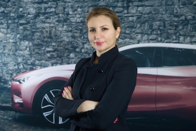АВТОСТАТ Ольга Филиппова, управляющий директор Infiniti в Восточной Европе (autogoda.ru)