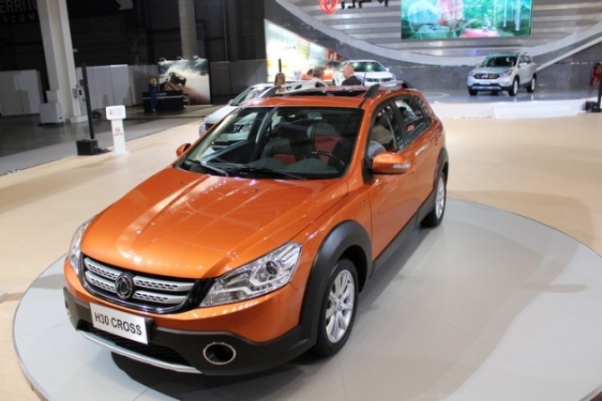 купить dongfeng dfm h30 cross в кредит