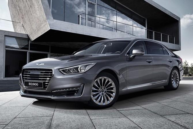Премиальные автомобили Hyundai доберутся до Европы не раньше 2019 года