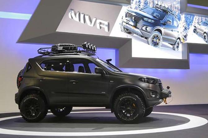 Chevrolet Niva concept 2