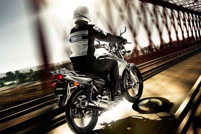 Рынок новых мотоциклов в Российской Федерации вIполугодии упал практически на40%
