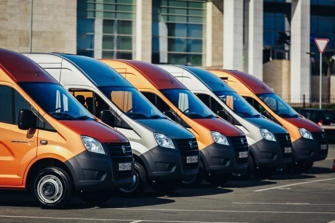 Летом текущего года в РФ на8% вырос рынок фургонов