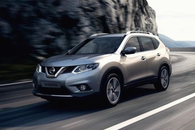Вседорожный автомобиль Ниссан X-Trail всередине лета стал лидером рынка SUV в российской столице