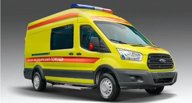Челябинская область получит 31 новый авто скорой помощи