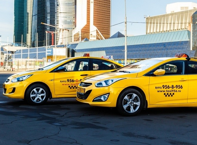 Составлен ТОП-10 авто, приобретаемых для служб такси вРФ