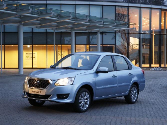 Седан Datsun on-DO обзаведется «автоматом»