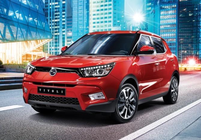 В Российской Федерации возобновлен проект сборки авто Ssang Yong