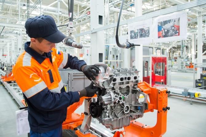 Форд увеличит в пару раз экспорт русских автокомпонентов вЕвропу
