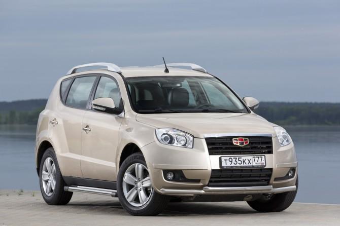 В 2016-ом Geely планирует реализовать в Российской Федерации 4,5 тысячи авто