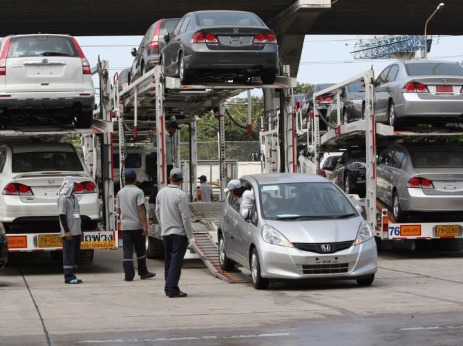 ФТС: импорт вРФ уменьшился вянваре-августе на3,5%