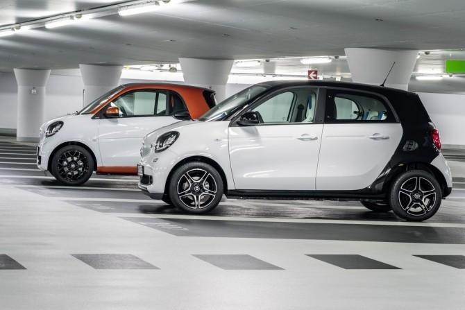 Названы цены нановые версии авто Смарт в Российской Федерации