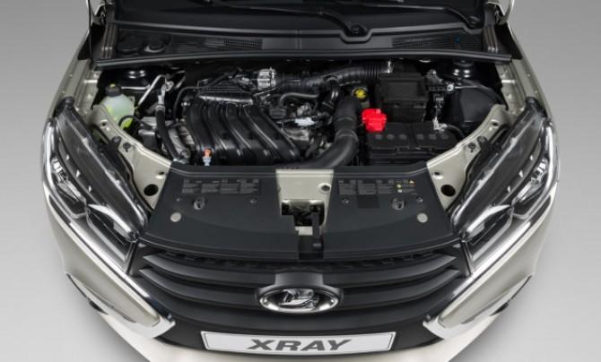 Автомобили Рэно могут получить двигатели Лада