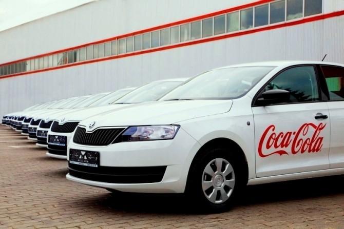 Рынок легковых авто для корпоративных клиентов вырос на2%
