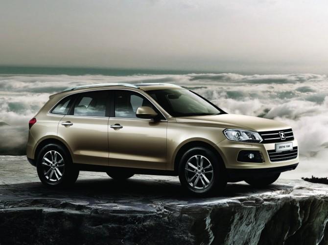 Zotye в2016 планирует воплотить в РФ до500 новых авто