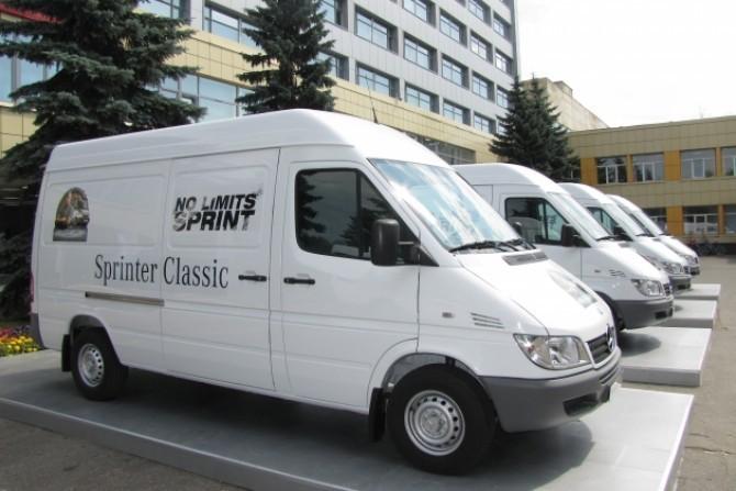 В Российской Федерации затри квартала продажи LCV уменьшились на7,2%