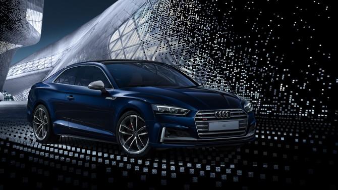 В Российской Федерации объявили цену на обновленный тип спорт-купе Ауди S5 Coupe