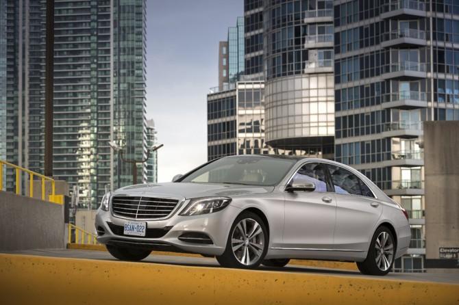 Новый Mercedes S-Class появится в Российской Федерации втечении следующего года