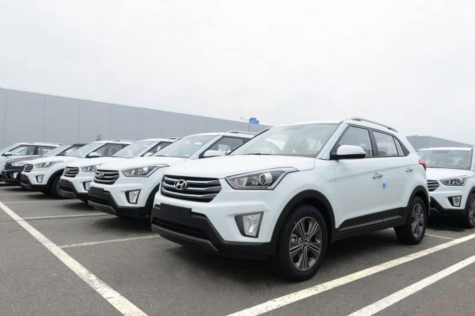Всередине осени жители России чаще приобретали автомобили Хёндай