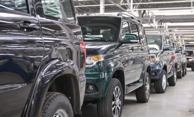 Новый внедорожник УАЗ появится в 2020 году