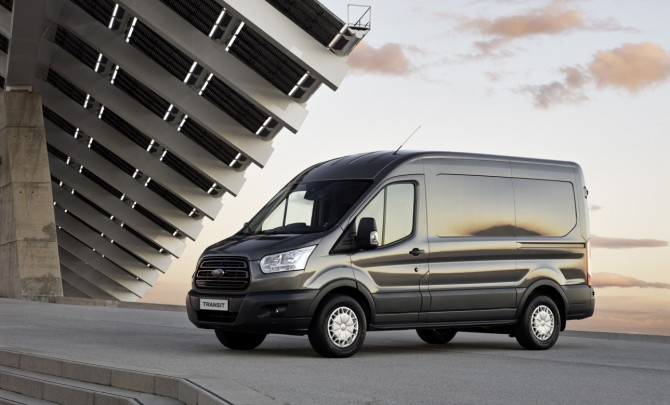 Форд отчитался орекордном объёме продаж Transit вРФ всередине осени