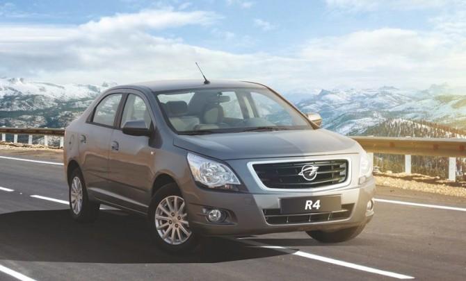 Русские цены нового седана Ravon R4 оказались ниже предполагаемых