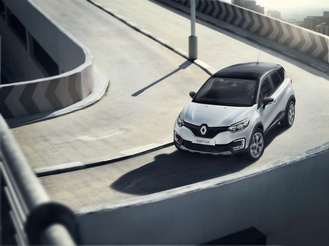 Renault начала поставки кроссовера Kaptur российского производства вАрмению