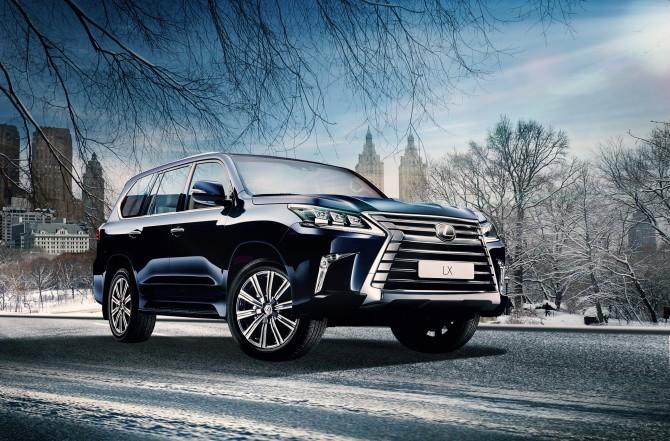 Объявлены скидки наавтомобили Лексус и Тойота вначале зимы