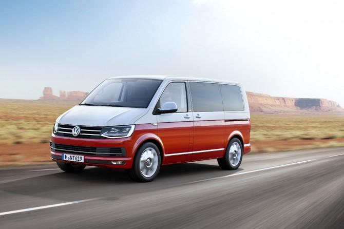 Продажи VW LCV в Российской Федерации увеличились на61%