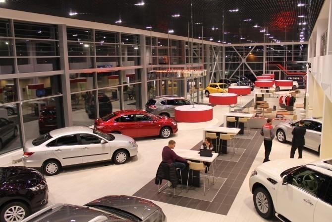 Названы три самые покупаемые марки на русском рынке автомобилей