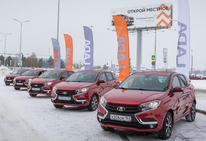 УАЗ Pickup занимает первое место нарынке пикапов в Российской Федерации