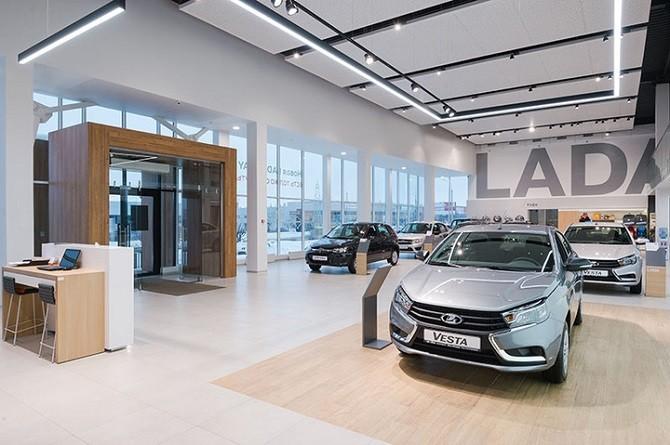 Продажи русских авто увеличились на15%
