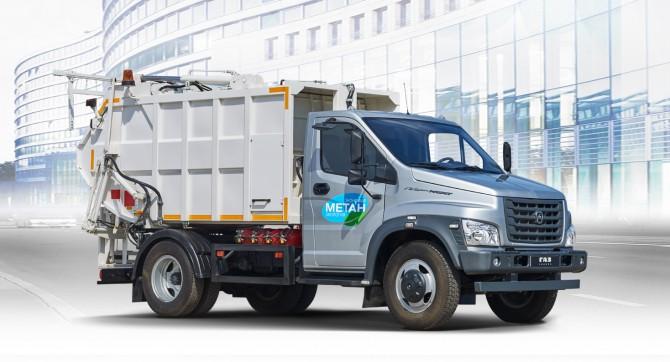 «Группа ГАЗ» начала серийное производство «ГАЗон NEXT» сCNG моторами