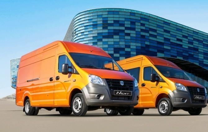 В Российской Федерации продажи новых LCV кконцу осени увеличились на28%