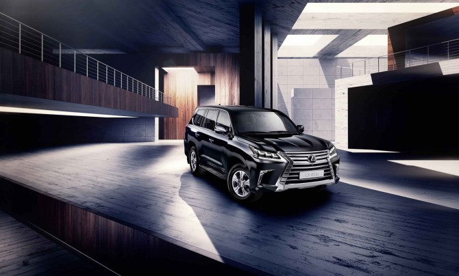 Продажи джипа Лексус RX в Российской Федерации подскочили на668,7%