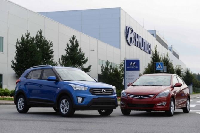 Hyundai в Петербурге остановит конвейер на 5 дней из-за запуска нового поколения Solaris