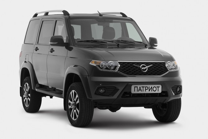 УАЗ сохранил показатели продаж заноябрь напрошлогоднем уровне— Автостат