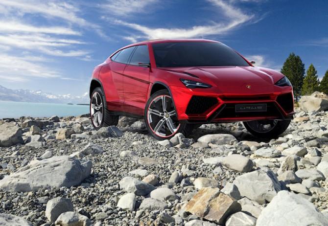 Вдальнейшем в РФ появится кроссовер Lamborghini Urus