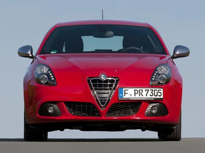 FCA остановила поставки авто Альфа Ромео в Российскую Федерацию