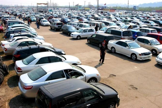 В прошлом году  Форд  Focus стал лидером рынка подержанных иномарок вРФ