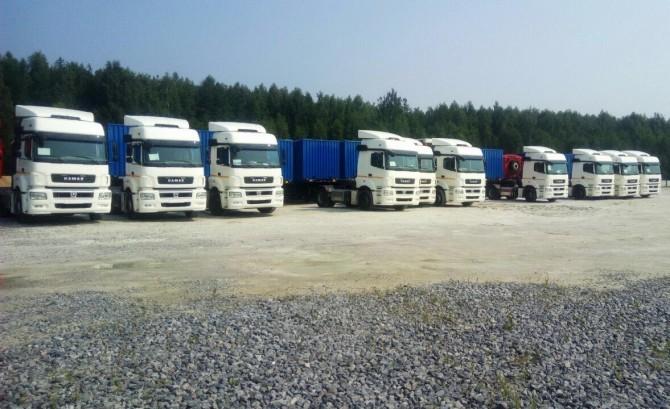 «Камаз» нарастил продажи вследующем году в РФ на15%