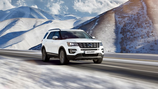 Форд Explorer доступен поминимальной цене смомента вывода нарынок