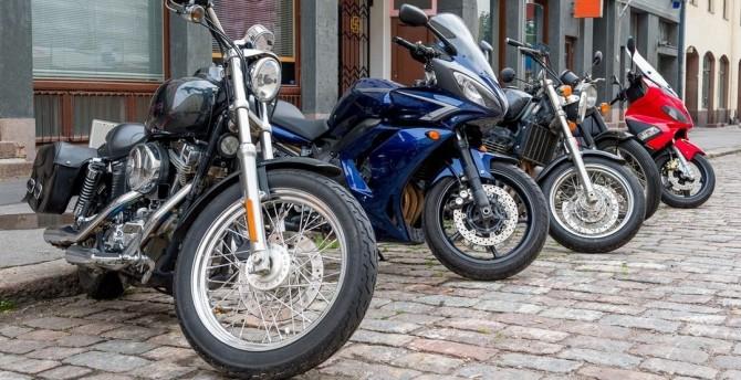 Продажи мотоциклов в РФ рухнули на40%