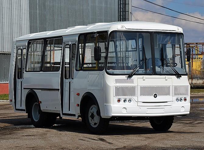ПАЗ лидирует на русском рынке новых автобусов