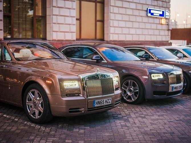 Вследующем году продажи Роллс Ройс в РФ упали на23%
