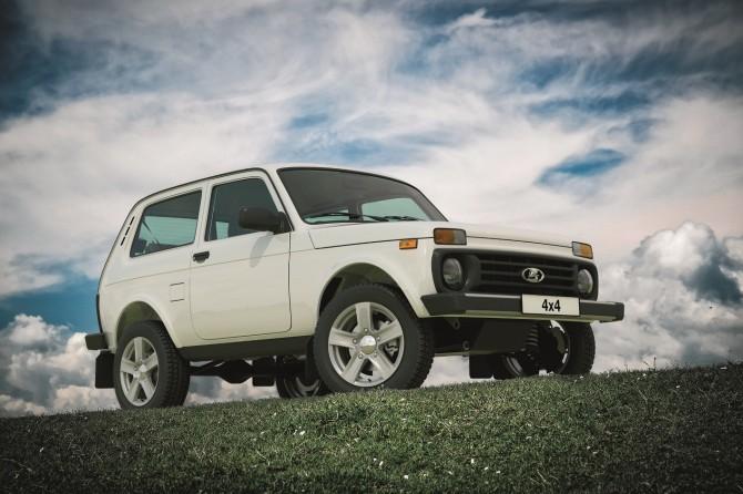 «Нива» обновленного поколения создается разработчиками Renault-Nissan— волжский автомобильный завод