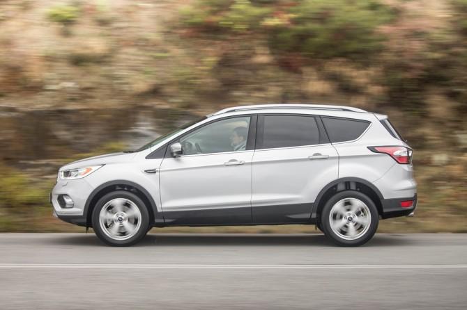 Новый Форд Kuga приобрели неменее 1000 граждан России