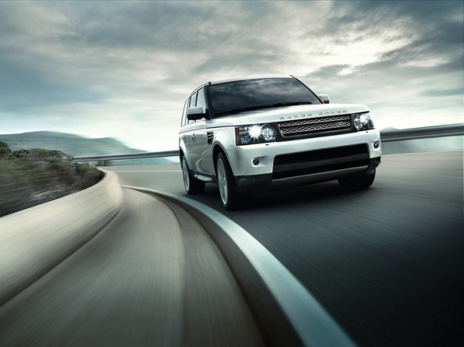 Range Rover Evoque иRange Rover Sport доступны соскидкой попрограмме trade-in