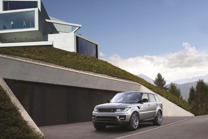 В Российской Федерации начались продажи Range Rover Evoque иSport попрограмме trade-in