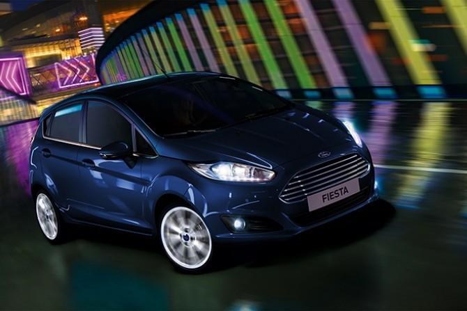 Британский рынок автомобилей достиг 12-летнего максимума